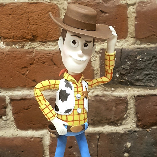 Modelling - Woody