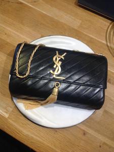 YSL Pouch Bag
