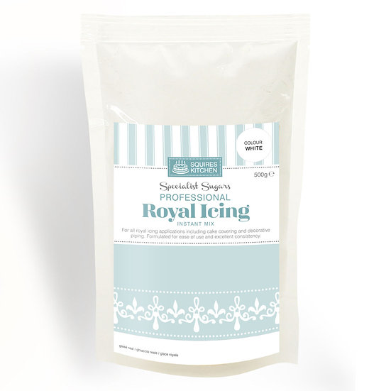 Royal Icing Mix (Squires Kitchen)