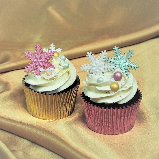 Xmas Special Cupcake