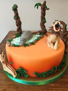 Savannah Cake