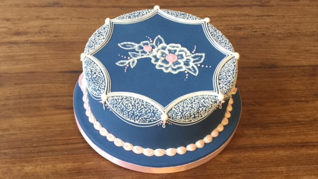 Royal Icing Basic Techniques