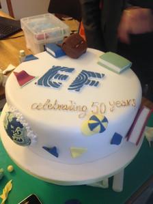 EF - Celebrating 50 years