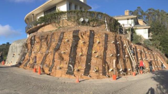 Hill Stabilization