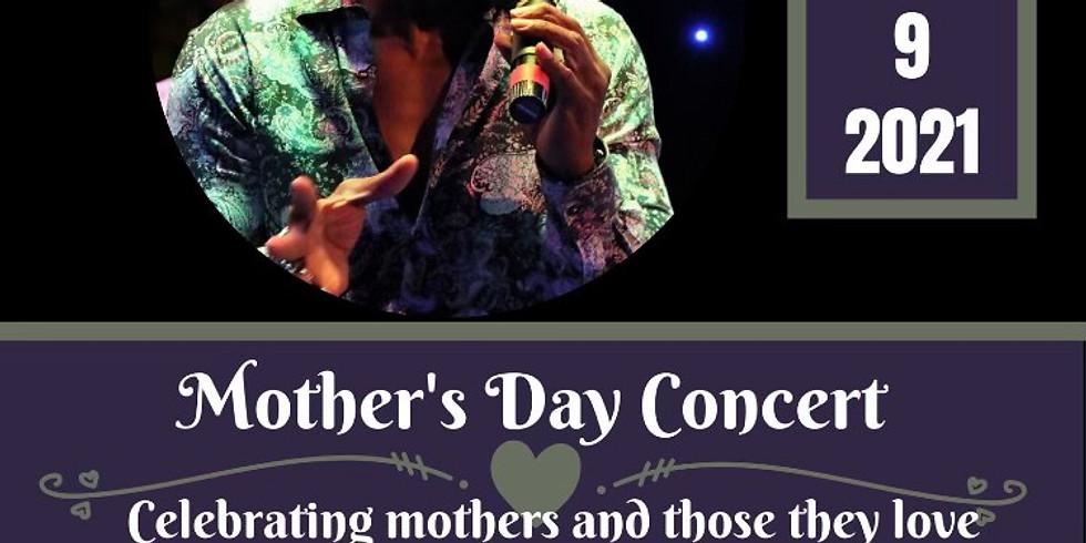 Ernest Washington Mother's Day Concert