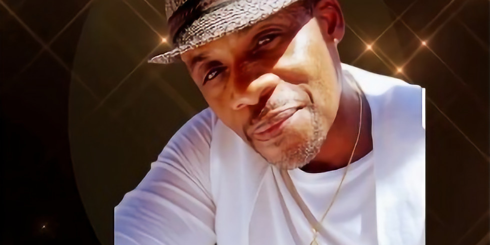 The Soulful Ernest Washington & The Men of Funk
