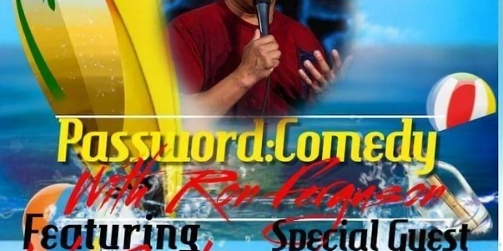 Comedy Show presented by Sidesplitting Ent.