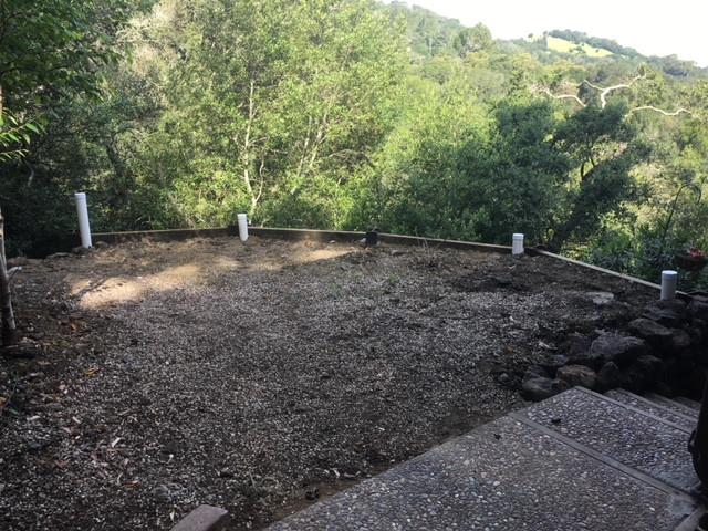 Retaining Wall Drainage