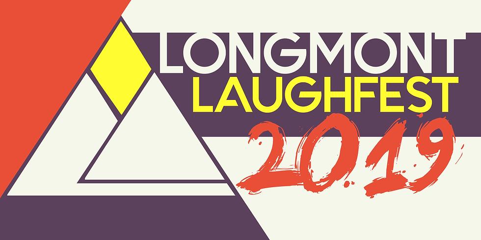LONGMONT LAUGHFEST: CROWD WORK SHOW