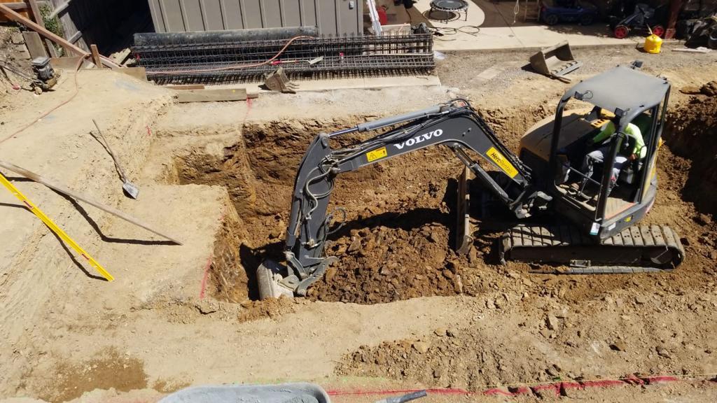 Backyard Renovation (Project A)