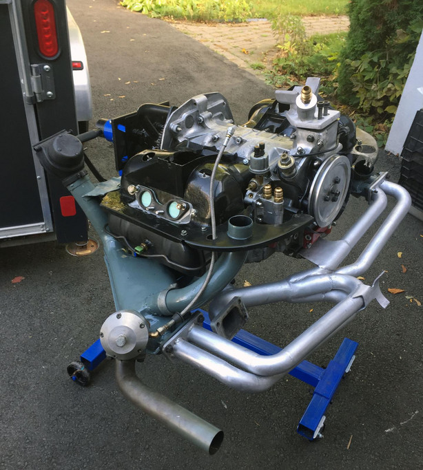 VW Type 4 2.0L Turbo EFI