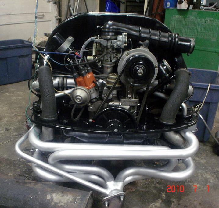 Stock Type 1 1600cc