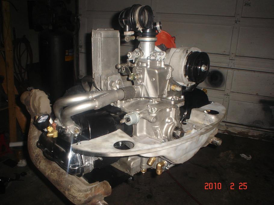 Stock Type 1 1600 with EFI