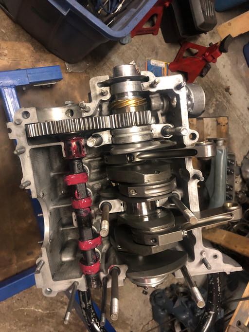 2332cc Type 1 rebuild