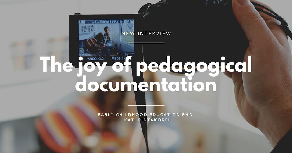 The joy of pedagogical documentation blog article TinyApp
