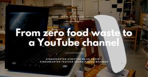 From Zero Food Waste to a Youtube-channel - Daycare Albatross supports families during corona