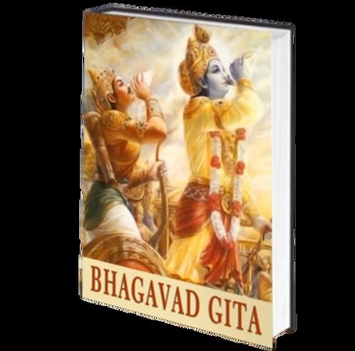 BHAGAVAD GITA - Audiolivro