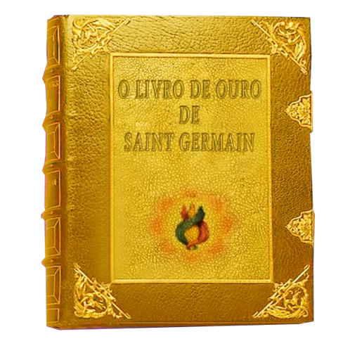 O LIVRO DE OURO DE SAINT GERMAIN - Audiolivro