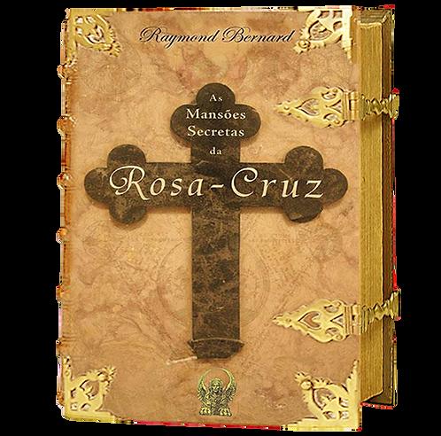 MANSÕES SECRETAS ROSA CRUZ - Audiolivro