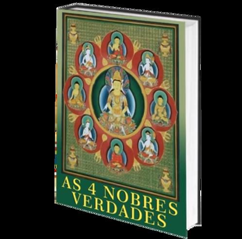 AS 4 NOBRES VERDADES - Audiolivro