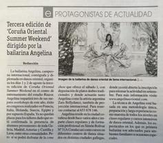 Angelina Masud La Opinión A Coruña