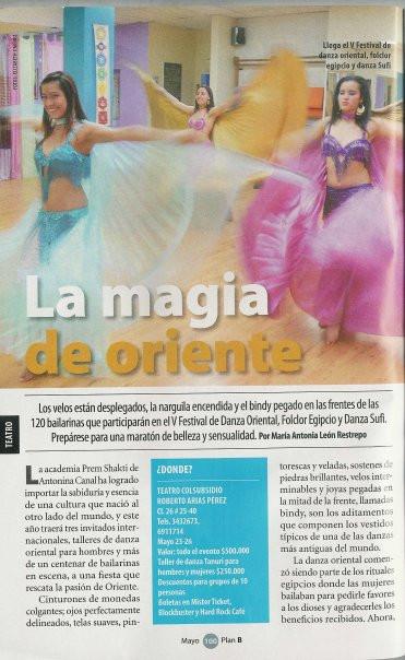 Revista Teatro Bogotá Colombia