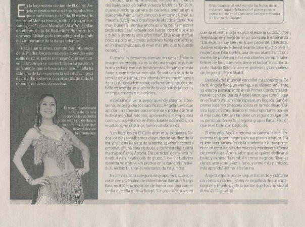 Diario Et Vera. Bogotá Colombia