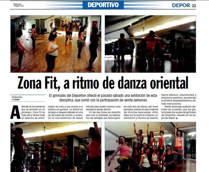 Revista Depor. A Coruña