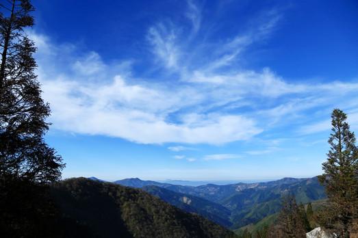 九州脊梁  古道歩き 扇山