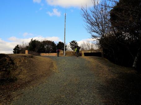 倒木の嵐 西山(鮎坂山)(2020年12月19日)
