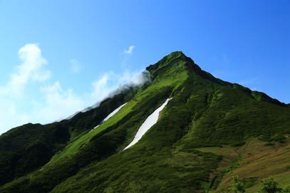 001.北海道 利尻山