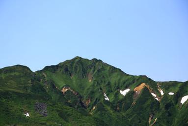 北海道 富良野岳~北ふらの岳