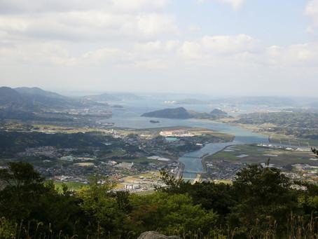 佐賀県 木漏れ日の国見山~腰岳(2021年4月18日)