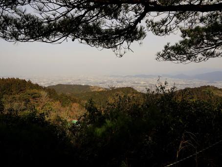 黒金山~牛頸山 縦走路を歩いて(2021年2月11日)