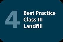 Best Practice Class III Landfill