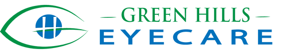 Green Hills Eyecare logo