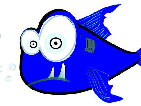 What If a Shark Is Spookier Than a Goblin?