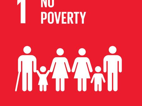 Conquering COVID-19 with 17 SDGs: #1 No Poverty