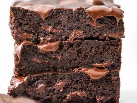 Black Bean Brownies-Diabetic Recipe