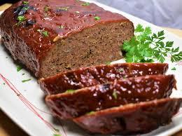 Yummy Meatloaf -Diabetic Recipe