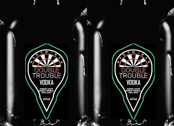 Double Trouble Darts Party Pack - Vodka