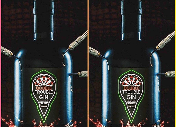 Double Trouble Darts Party Pack - Gin