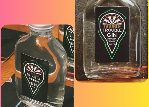 Double Trouble Gin & Vodka - Gift Taster Pack