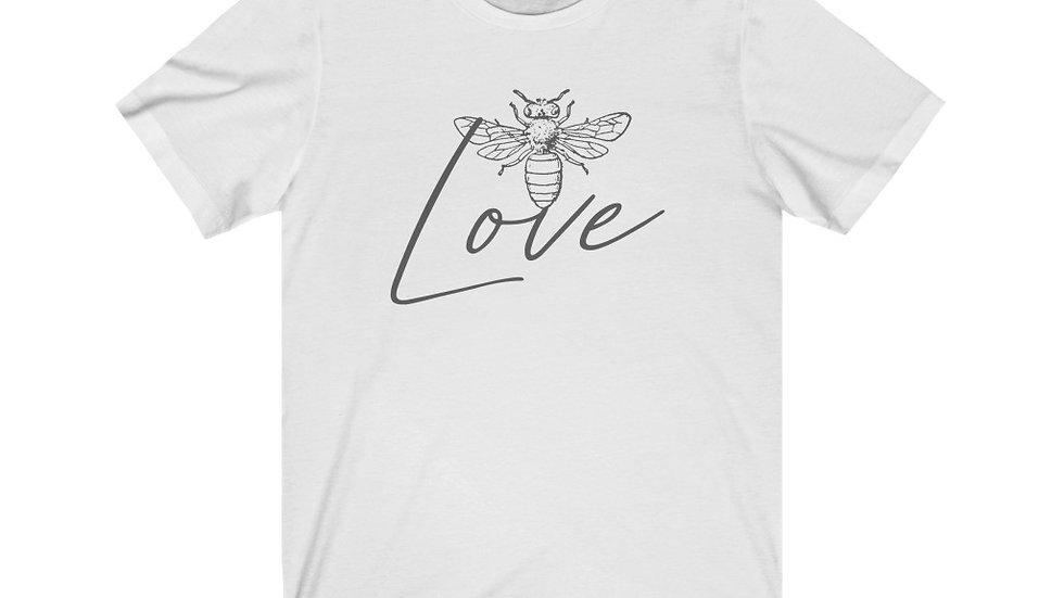 Be Love - Unisex Jersey Short Sleeve Tee