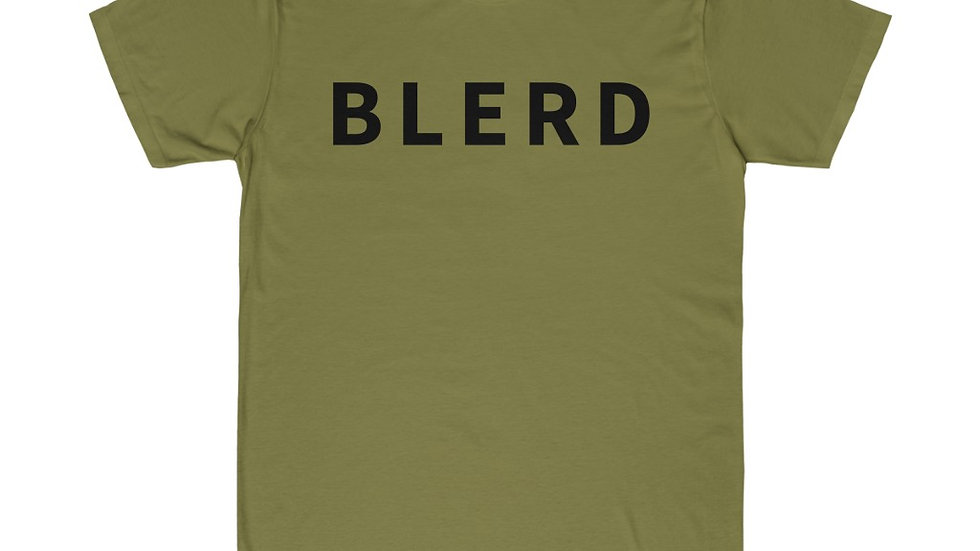 BLERD - Unisex Fitted Tee