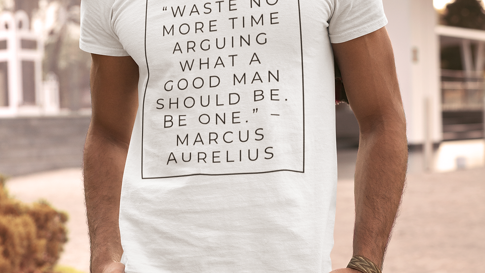 STOIC - Be One - Unisex Heavy Cotton Tee