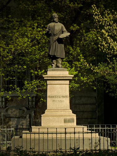 Monumento a F.Hayez