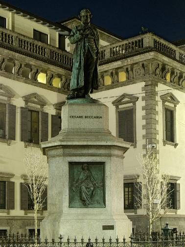 Monumento di C. Beccaria
