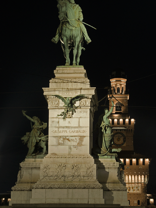 Monumento a G.Garibaldi