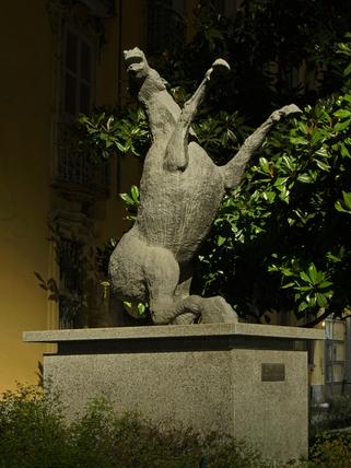 Cavallo, Aligi Sassu